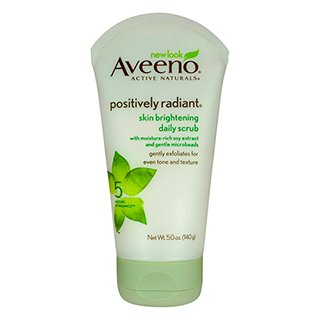 Image for Aveeno Skin Brightening Daily Scrub - 140g from DDS