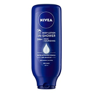 Image for Nivea Body In Shower Rich Skin Conditioner - 400mL from DDS