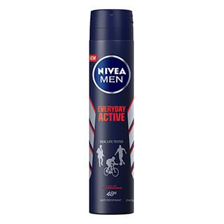 Image for Nivea Men Deodorant Impact - 250mL from DDS