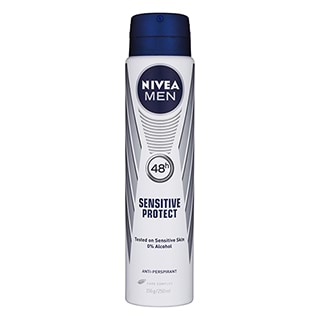 Image for Nivea Men Deodorant Sensitive Protect - 250mL from DDS