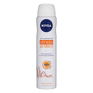 Image for Nivea Anti-Perspirant Stress Protect - 250ml from DDS