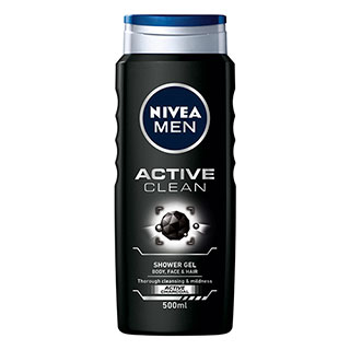 Image for Nivea Men Active Clean - 500mL from DDS