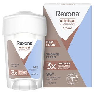 Image for Rexona Clinical Shower Clean - 45mL from DDS
