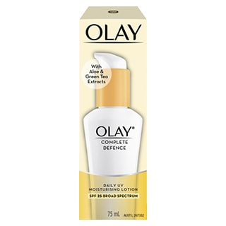 Image for Olay Complete Defence Moisturising Lotion SPF 25 - 75mL from DDS