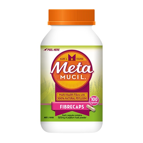 Image for Meta - 100 Capsules from DDS