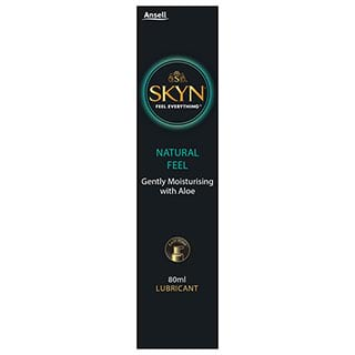 Image for Ansell Skyn Lubricant Natural Feel - 80ml from DDS