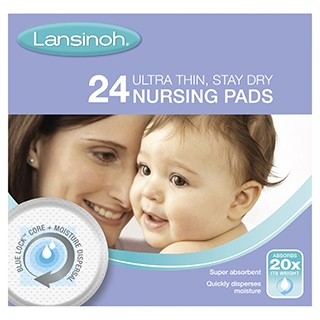 Image for Lansinoh Nursing Pads - 24 Pack from DDS