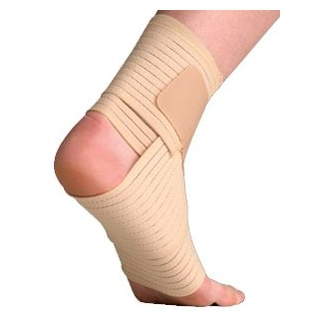 Image for Thermoskin Elastic Ankle Wrap Large/Extra Large 605 from DDS