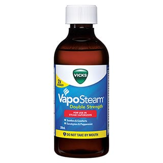 Image for Vicks VapoSteam Double Strength - 200mL from DDS