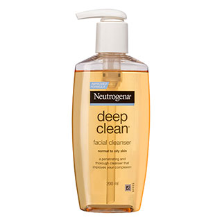 Image for Neutrogena Deep Clean Facial Cleanser - 200mL from DDS