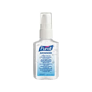 Image for Purell Advanced Hand Sanitiser - 60mL from DDS