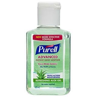 Purell Advanced Naturals Hand Sanitizer Walgreens