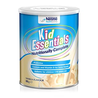 Image for Kid Essentials Vanilla - 800g from DDS
