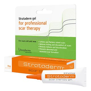 Image for Strataderm Silicone Scar Therapy Gel - 5g from DDS