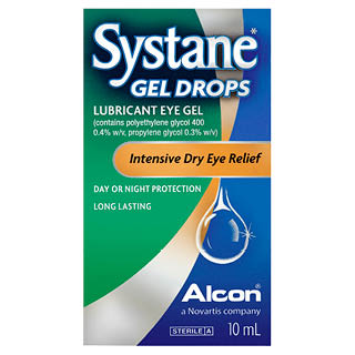 Image for Systane Lubricant Eye Gel - 10mL from DDS