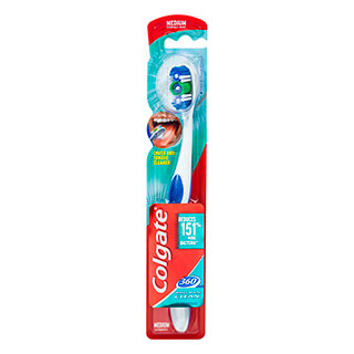 Image for Colgate 360 Degree Medium Toothbrush from DDS