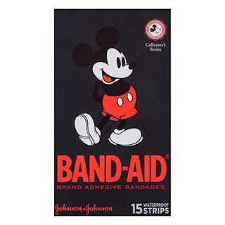 Image for Band-Aid Brand Disney Waterpoof Strips -15 Pack from DDS
