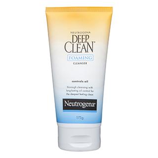Image for Neutrogena Deep Clean Foam Cleanser - 175g from DDS
