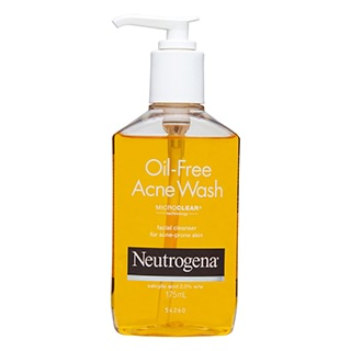 Image for Neutrogena Acne Wash Oil Free - 175mL from DDS