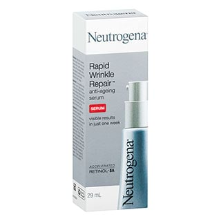 Image for Neutrogena Rapid Wrinkle Repair Anti-Ageing Serum 29mL from DDS