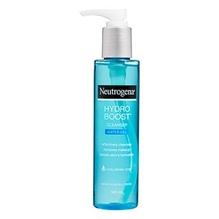 Image for Neutrogena Hydro Boost Cleanser Water Gel - 145mL from DDS