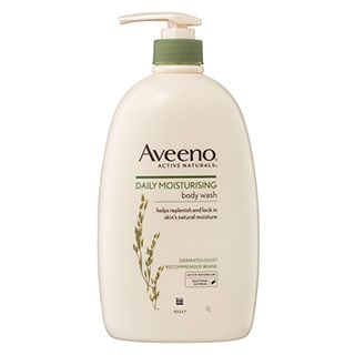 Image for Aveeno Active Naturals Daily Moisturising Body Wash 1L from DDS
