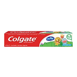 Image for Colgate Toothpaste My First Colgate Junior - 45g from DDS