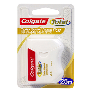 Image for Colgate Dental Ribbon Total Tartar - 25m from DDS