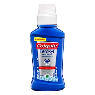 Image for Colgate Peroxyl Rinse - 236mL from DDS