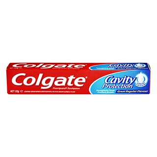 Image for Colgate Toothpaste Great Regular Flavour - 120g from DDS