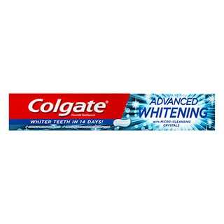 Image for Colgate Toothpaste Advanced Whitening - 110g from DDS