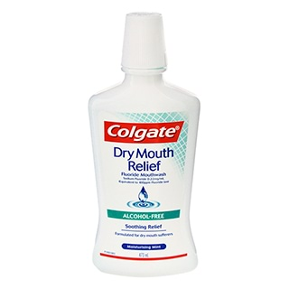 Image for Colgate Dry Mouth Rinse - 473mL from DDS