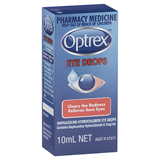 Image for Optrex Eye Drops - 10mL from DDS