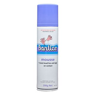 Image for Banlice Mousse - 200g from DDS