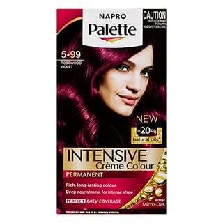 Image for Napro Palette 5-99 Rosewood Violet Hair Colour from DDS