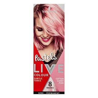 Image for Schwarzkopf Live Colour Pastel Cotton Candy from DDS