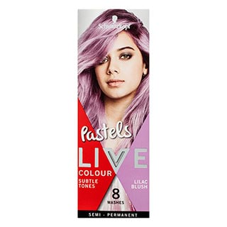 Image for Schwarzkopf Live Colour Pastel Lilac Blush from DDS