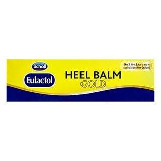 Image for Scholl Eulactol Heel Balm Gold - 200g from DDS