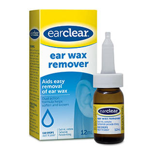 Image for Ear Clear Wax Remover - 12ml from DDS