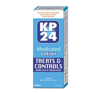 Image for KP24 Medicated Lotion - 100ml from DDS