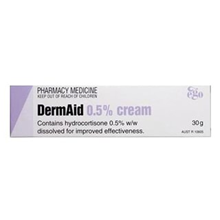 Image for DermAid 0.5% Cream - 30g from DDS