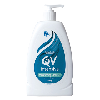 Image for Ego QV Intensive Moisturising Cleanser - 500mL from DDS