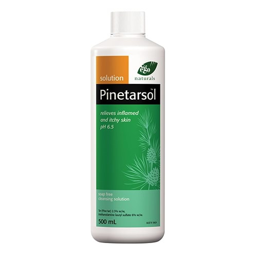 Image for Pinetarsol Solution - 500mL from DDS