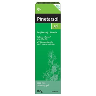 Image for PINETARSOL Gel 100g Tube from DDS