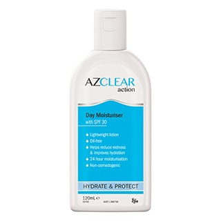Image for Azclear Action Day Moisturiser SPF30 - 120mL from DDS
