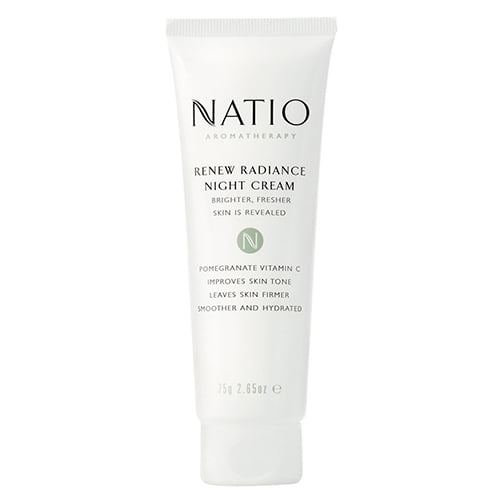 Image for Natio Renew Radiance Night Cream - 75g from DDS