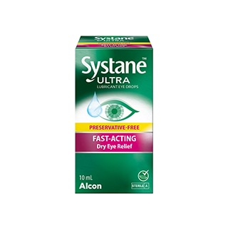 Image for Systane Ultra Eye Drops - 10mL from DDS