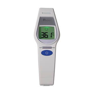 Image for Aerpro Digital Infrared Forehead & Body Thermometer from DDS