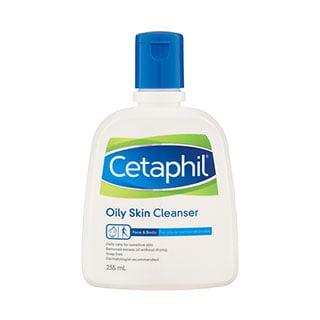 Image for Cetaphil Oily Skin Cleanser - 235mL from DDS