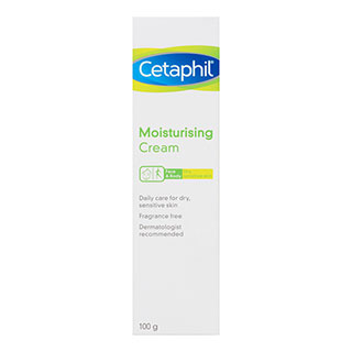 Image for Cetaphil Moisturising Cream - 100g from DDS